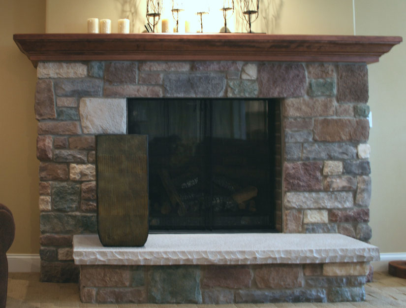 Bayfield Limestone Cultured Stone For Walls Cast Natural Stone Veneer