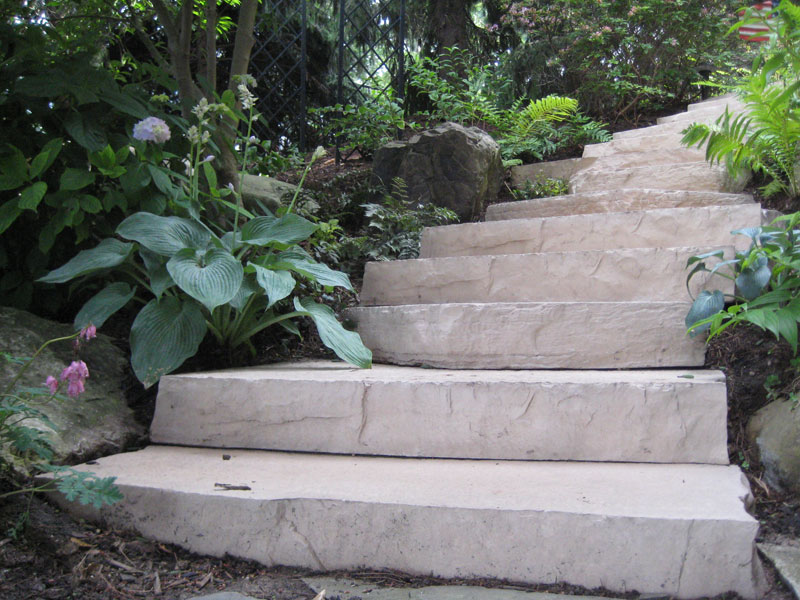 Rockstep Landscaping Step Stones For Gardens Yards