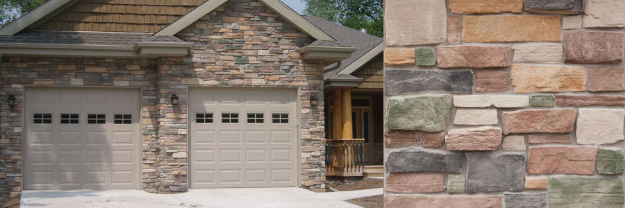 Green Lake Weatheredge Veneer Stone for Walls