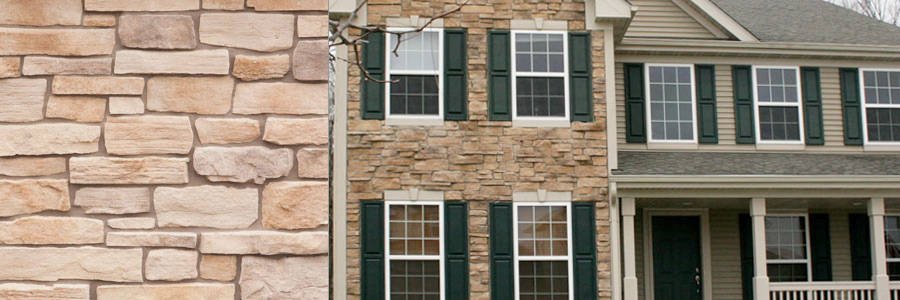 Wisconsin Weatheredge Veneer Stone for Walls